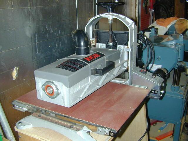 Bill E S Woodworking Equipment List